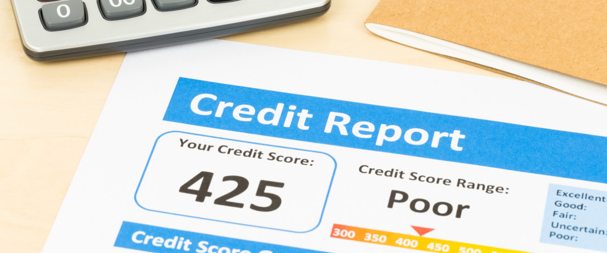 how to clean your credit report fast