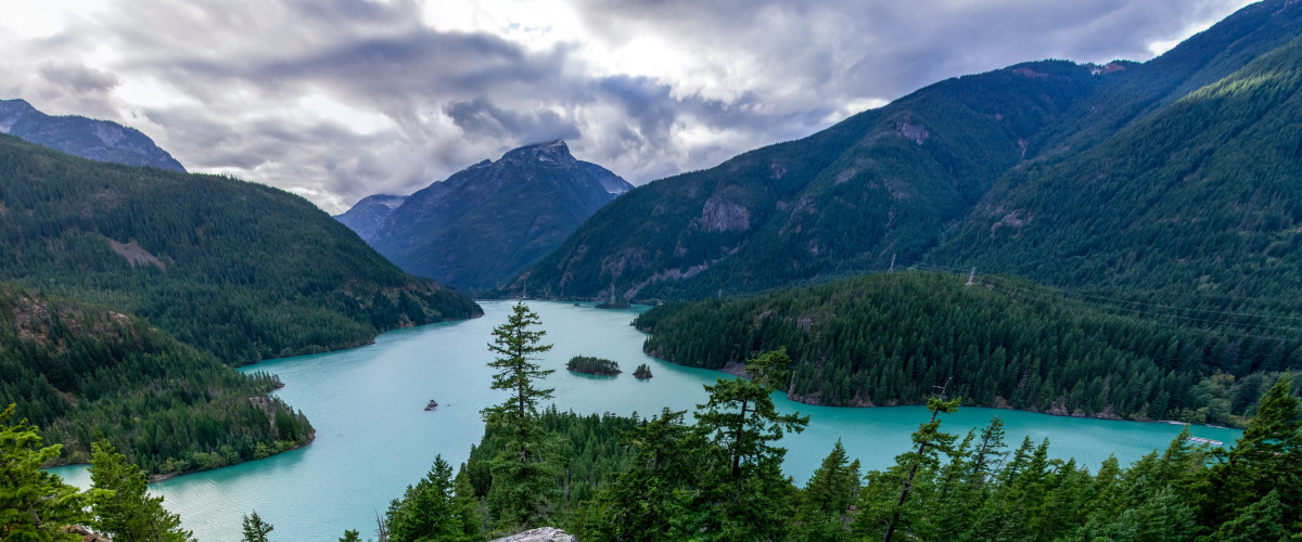Diablo Lake, United States of America