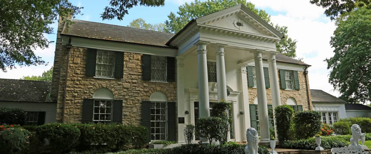 Graceland - Memphis, Tennessee