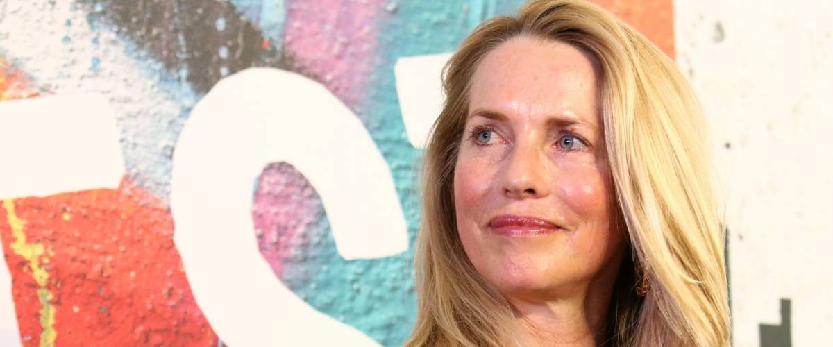 NEW YORK, NY - JULY 23, 2016: Laurene Powell Jobs attends OZY Fusion Fest in Central Park on July 23, 2016, in New York.