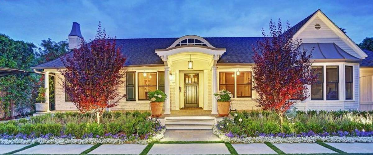 The adorable Studio City, California, home bought in 2017 by Selena Gomez.