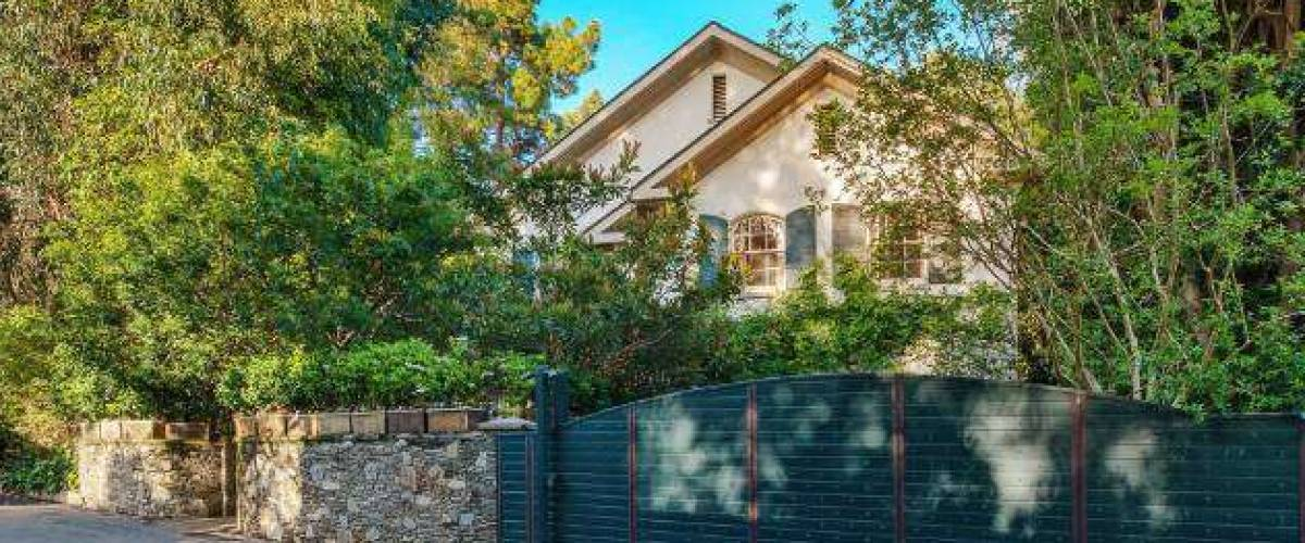 The Beverly Hills home now owned by Jennifer Lawrence.