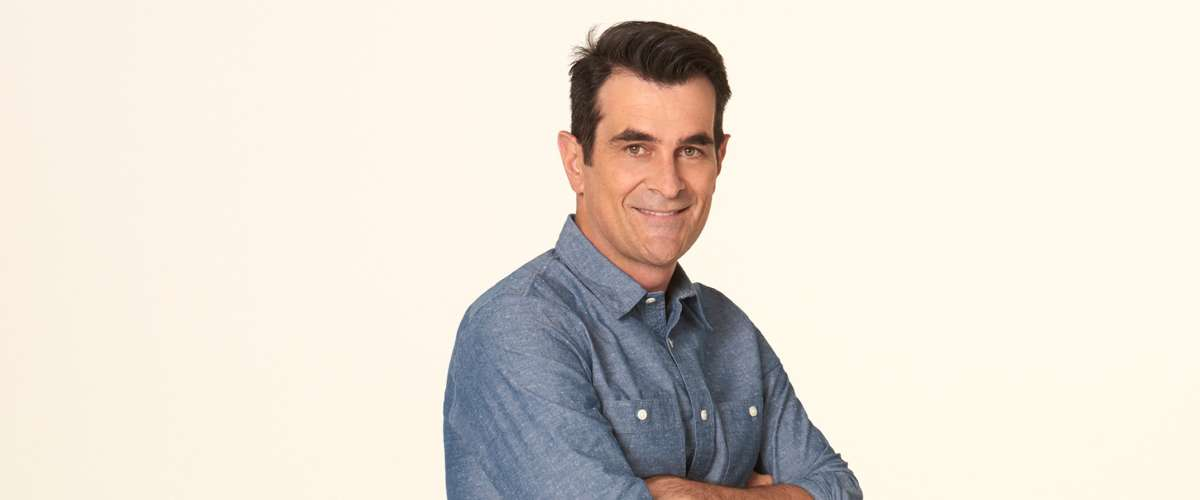 Ty Burrell plays Phil Dunphy on Modern Family