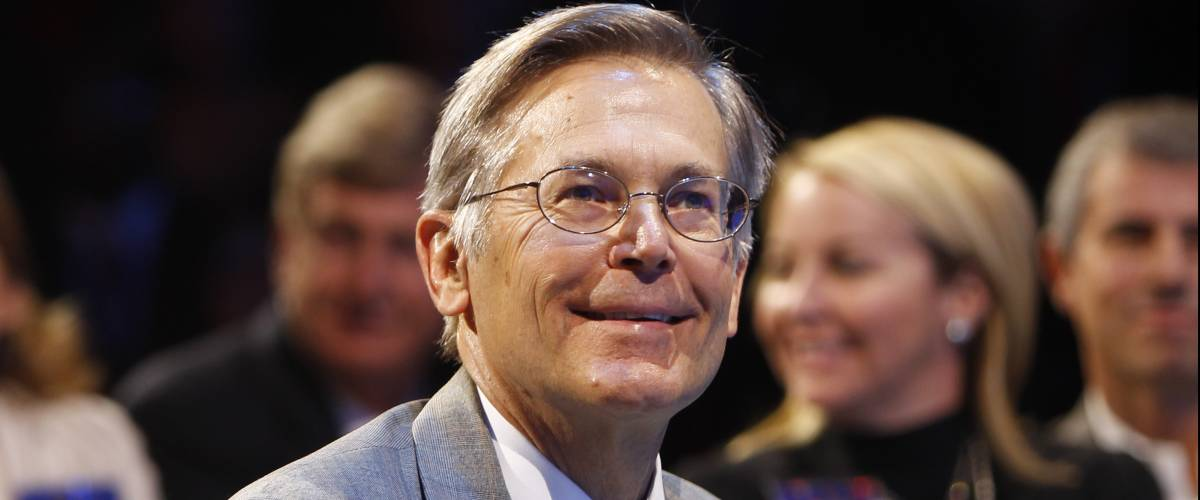 Jim Walton in attendance at the 2011 Walmart Shareholders Meeting