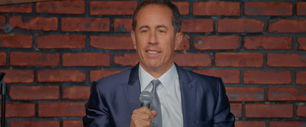 Jerry Seinfeld in the Netflix special