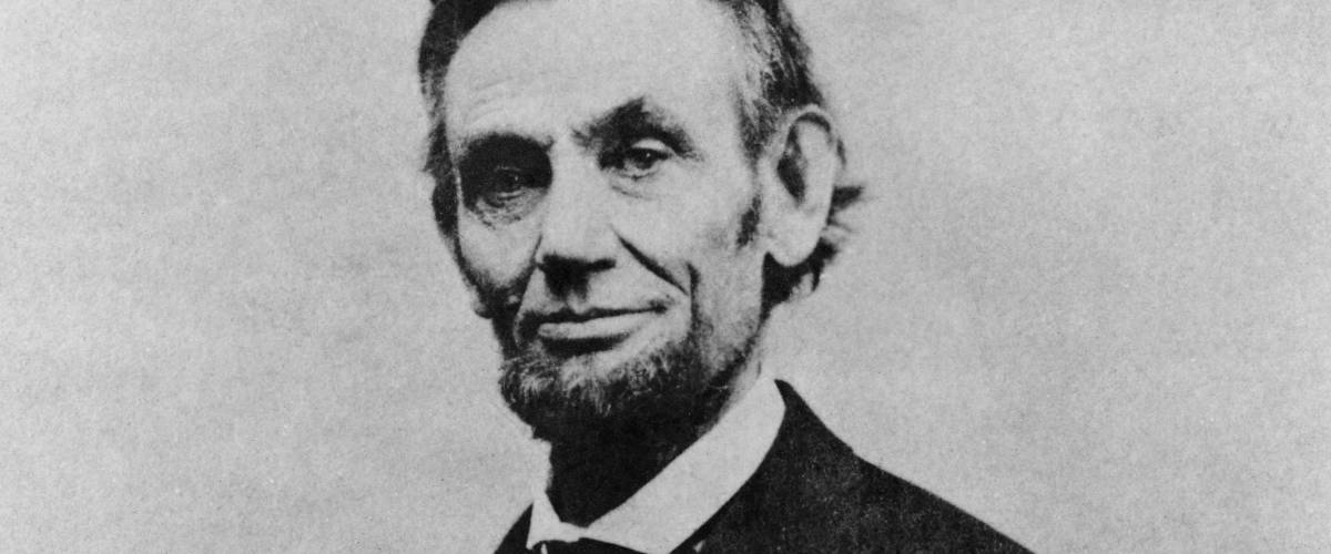 One of the last photographs of President Abraham Lincoln. Alexander Gardner / Library of Congress
