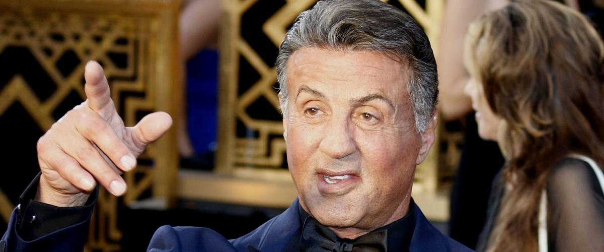 Sylvester Stallone at the 88th Annual Academy Awards held at the Dolby Theatre in Hollywood, USA on February 28, 2016.