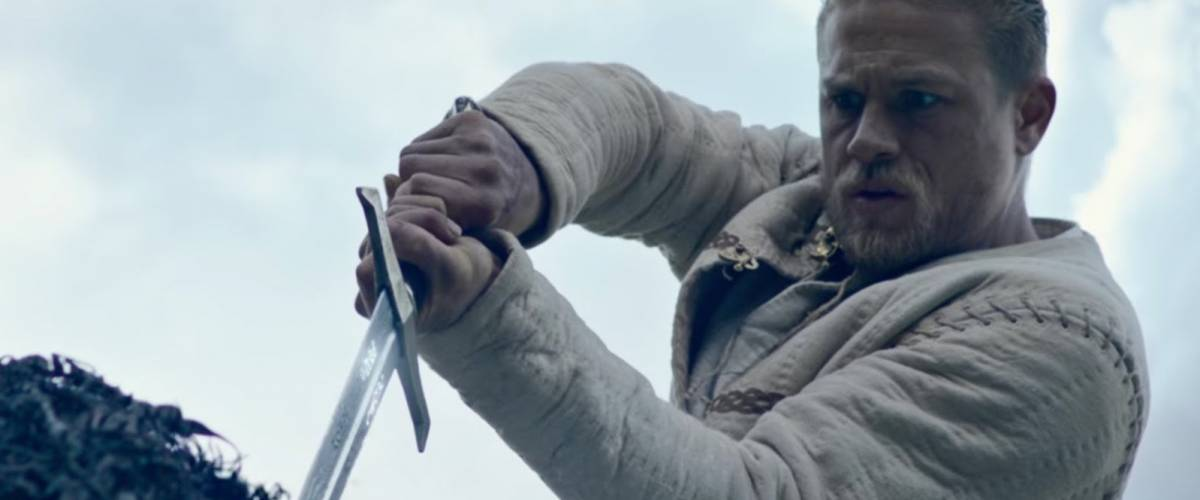 Charlie Hunnam in King Arthur: Legend of the Sword (2017)