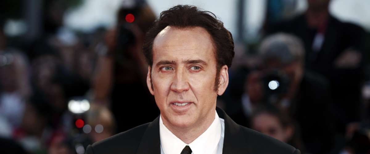 Actor Nicolas Cage attends Joe Premiere during The 70th Venice Film Festival on August 30, 2013 in Venice, Italy