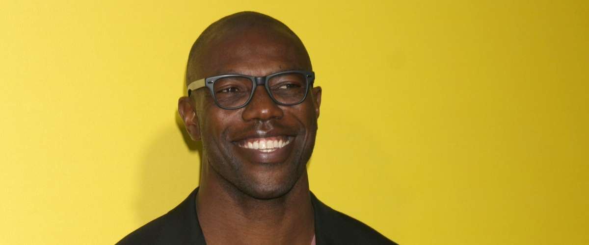 Terrell Owens at the CW Network presents World Dog Awards