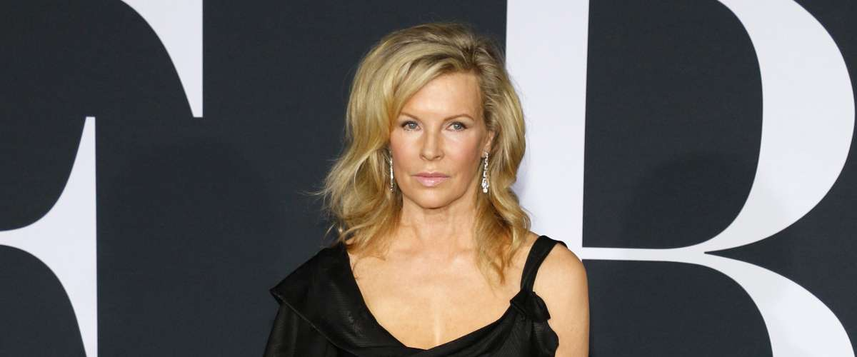 Kim Basinger at the Los Angeles premiere of Fifty Shades Darker