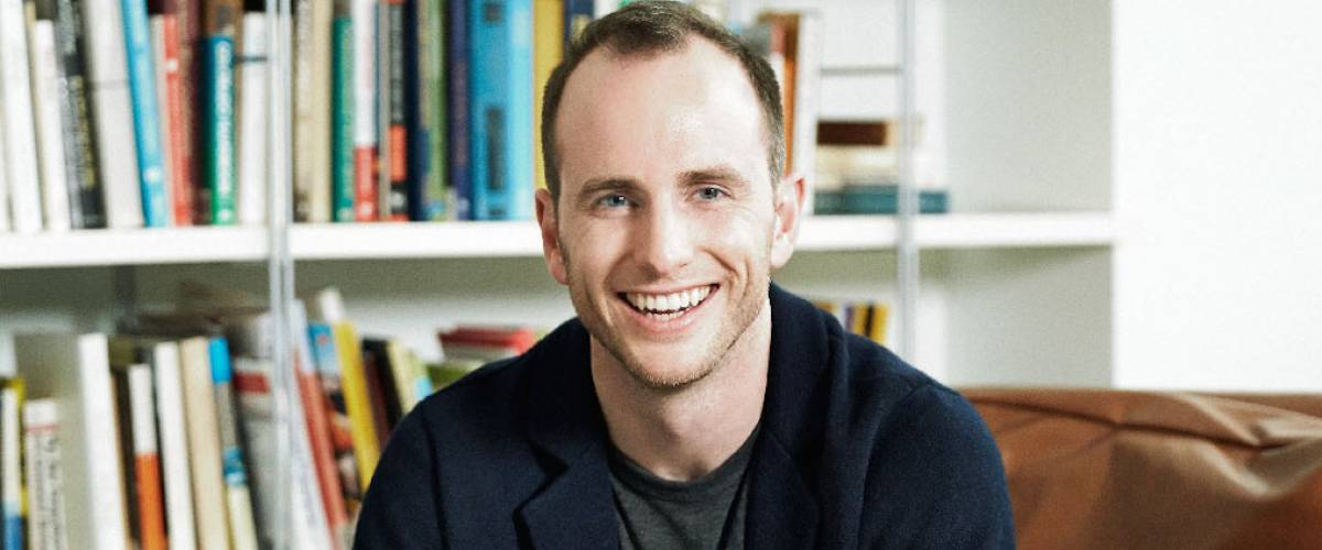 Airbnb co-founder and chief product officer Joe Gebbia