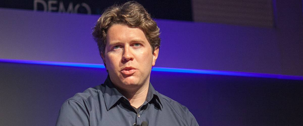 Garrett Camp, founder of StumbleUpon and Uber. Taken on April 17, 2013