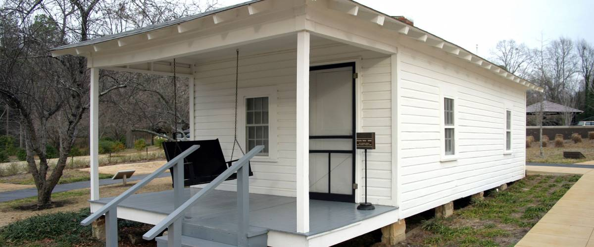 Birthplace of Elvis Presley 1935