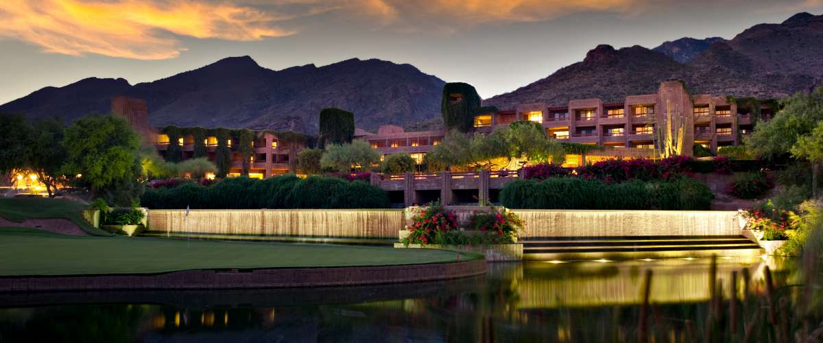 A resort and golf course in Scottsdale, Arizona