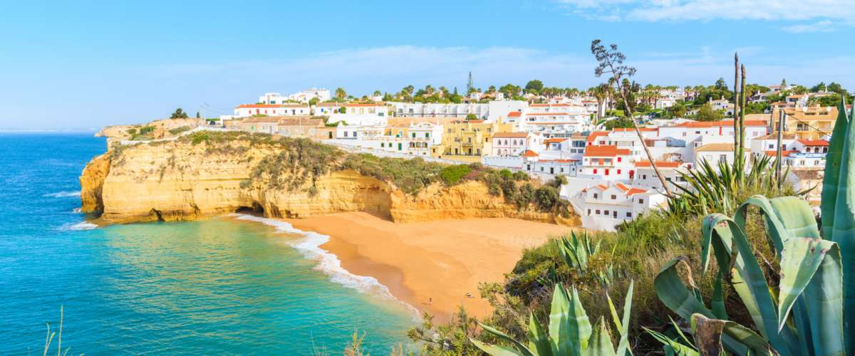Portugal's sun-soaked Algarve region is an up-and-coming retirement spot