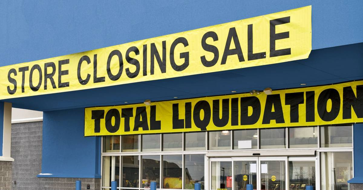 The Struggling Stores Most Likely to Go Belly-Up Next