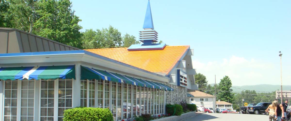 Howard Johnson's in Lake George, New York
