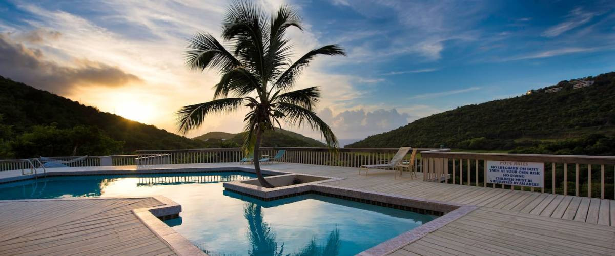 Nestled Oasis, Charlotte Amalie, U.S. Virgin Islands