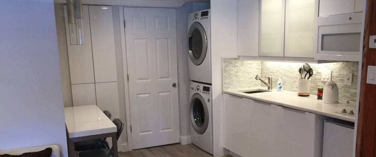 Your Very Own Private, Clean Apt. w/ washer &dryer in Queens, NYC