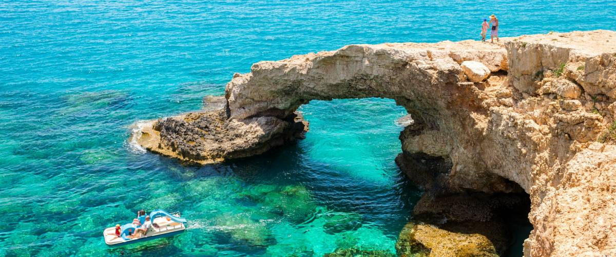 Cyprus, Bridge of Lovers