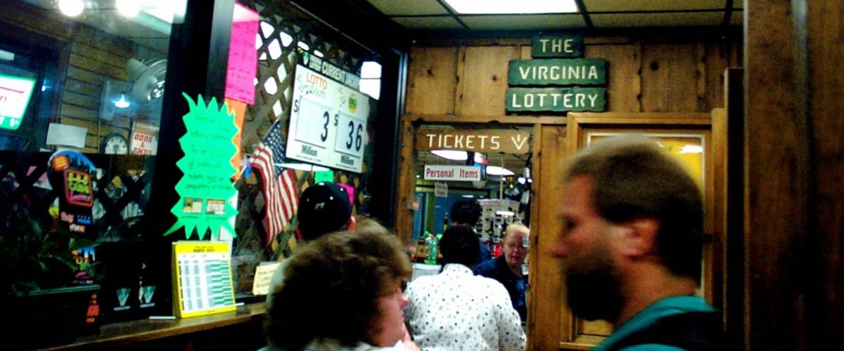 The Virginia Lottery, November 2002