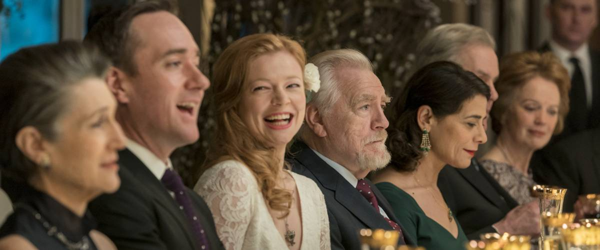 Succession, Episode 10 (debut 8/5/18): Sarah Snook, Brian Cox