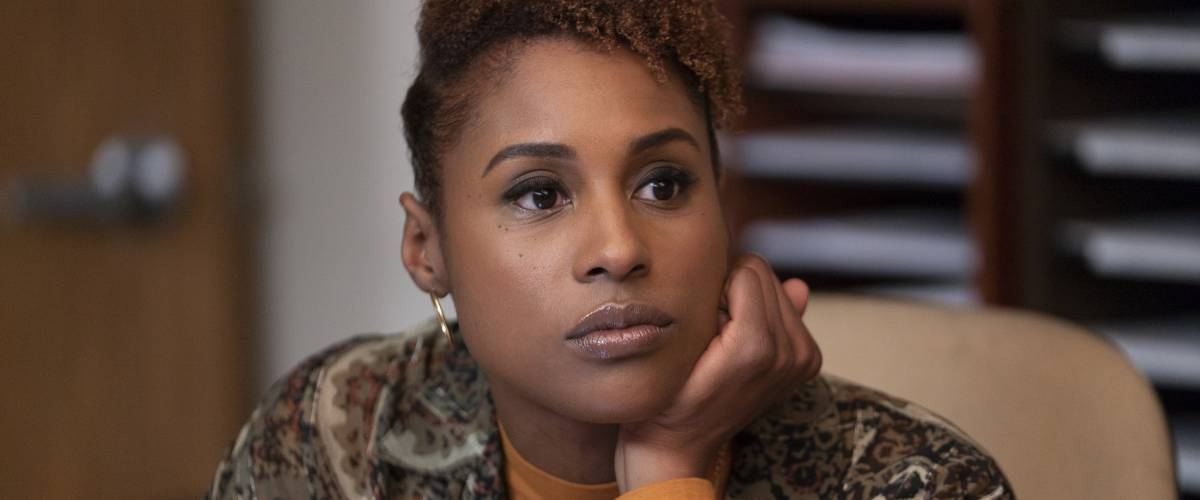 Insecure Episode 18 (season 3, episode 2), debut 8/19/18: Issa Rae.