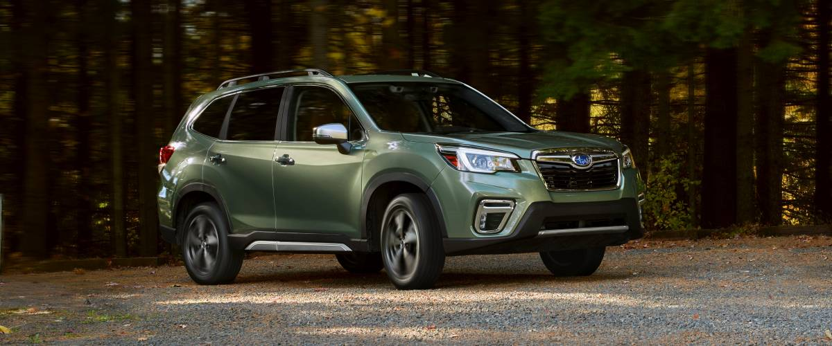 2019 Subaru Forester Touring