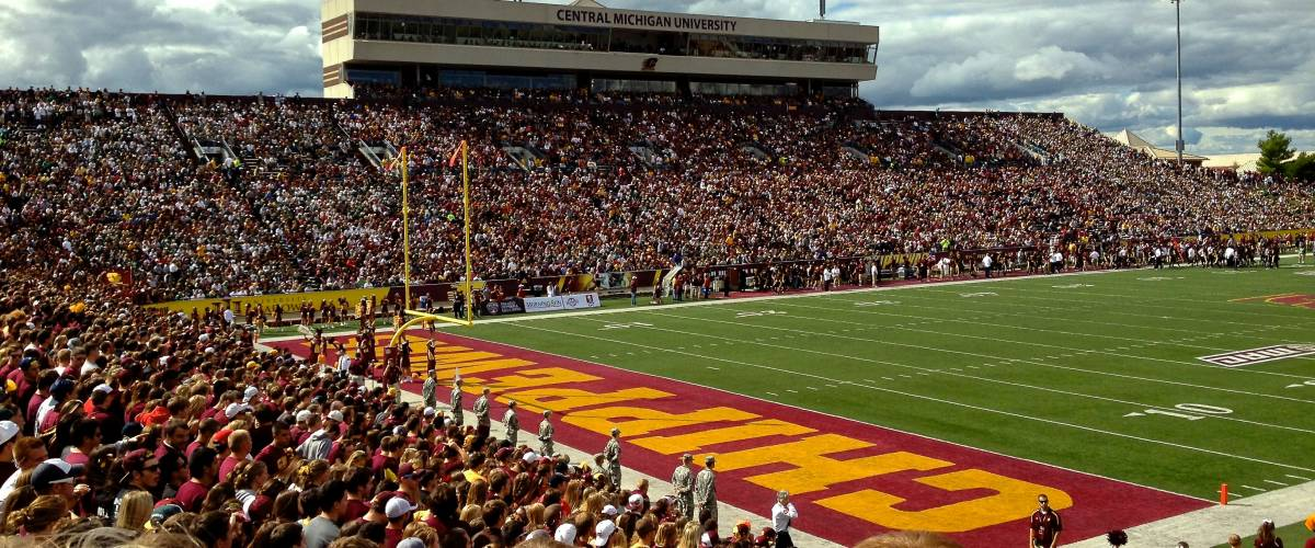 Fumbled Fields The Worst Stadiums In College Football
