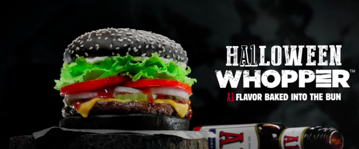 The Halloween Whopper