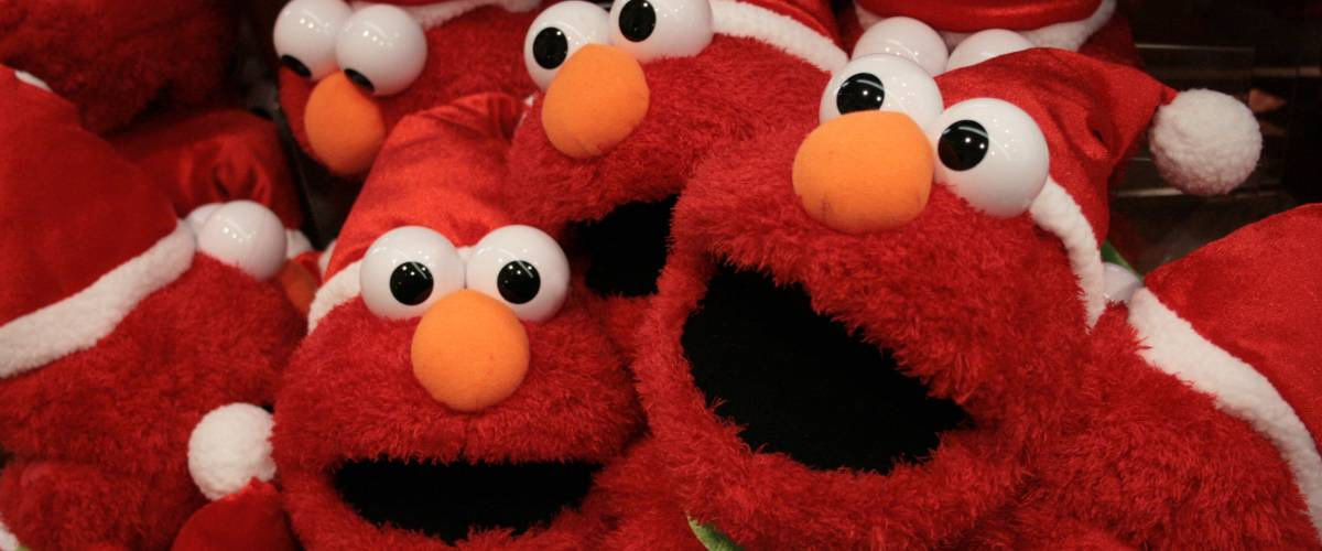 Tickle Me Elmo dolls in 2006