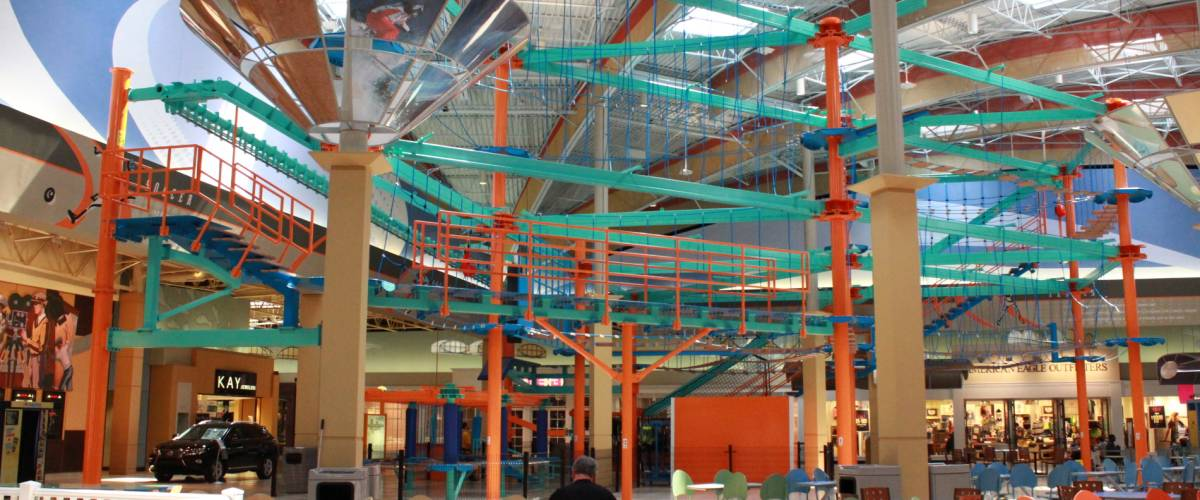 Sky Trail at Pittsburgh Mills