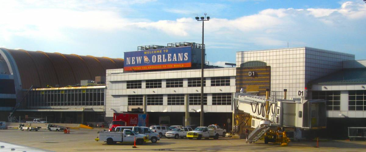 New Orleans' International Airport needs some serious updates