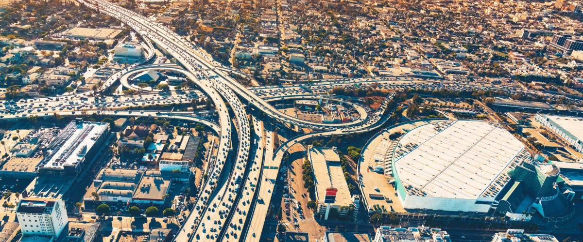LA's traffic is part of the problem
