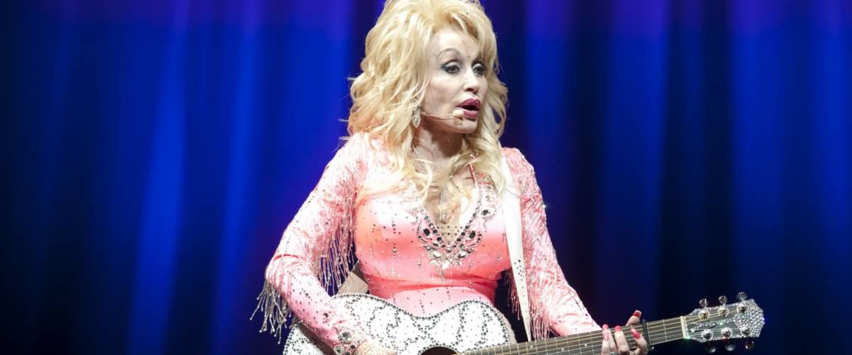 PITTSBURGH, PA - June 28, 2016 Dolly Parton performs in Pittsburgh Tuesday, June 28 at Consol Energy Center. Parton is currently on her first major U.S. and Canadian tour in 25 years.
