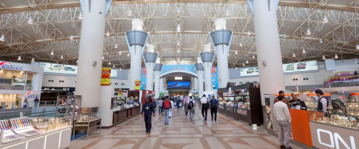 Kuwait's airport hasn't been updated in decades