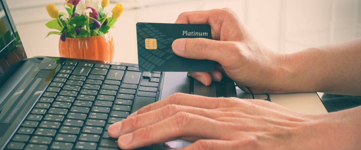 Credit card companies may offer discounts on certain brands or online transactions