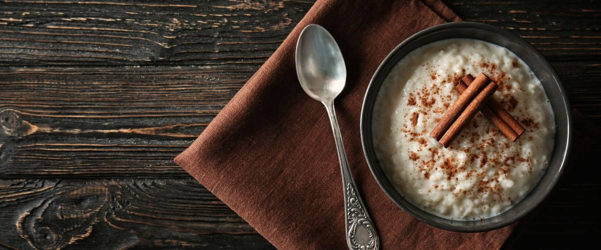While oatmeal is a breakfast staple for a lot of Americans, Arkansas makes a rice-based version with sugar, milk, and a bit of butter (and sometimes cinnamon.