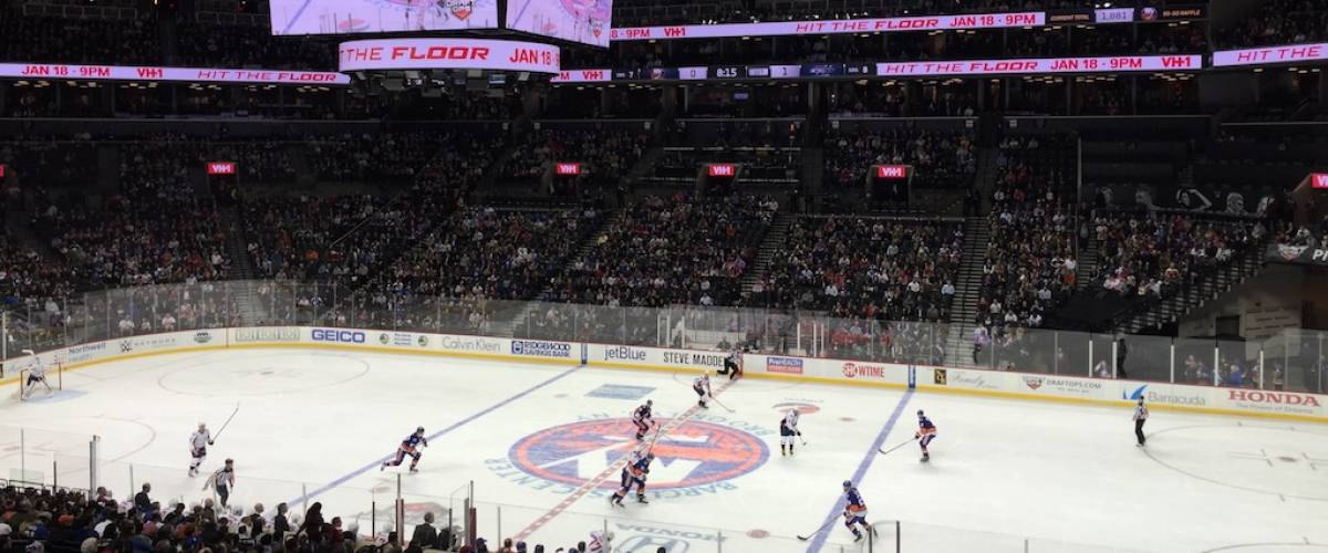 Rinks That Stink The Worst Arenas In The Nhl