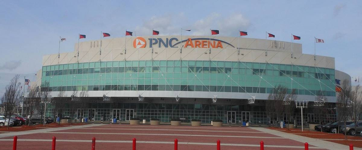 PNC Arena in Raleigh, NC