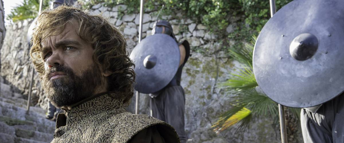 Peter Dinklage as Tyrion Lannister in 'Game of Thrones' Season 6, Episode 4