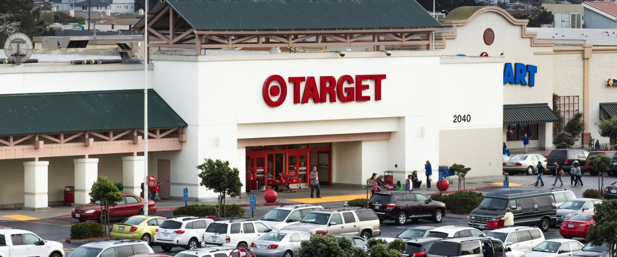 Target processes millions of credit cards every year