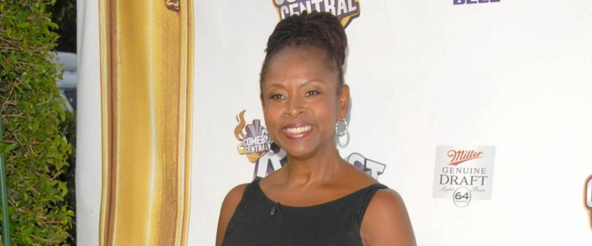 Robin Quivers at Comedy Central's Roast of Joan Rivers. CBS Studios, Los Angeles, CA. 07-26-09