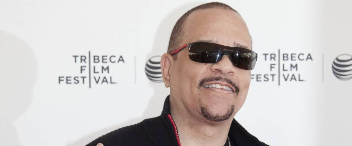 New York, NY, USA - April 19, 2014: Rapper Ice-T attends Tribeca Talks: After the Movie: 'Champs' during the 2014 Tribeca Film Festival at the SVA Theater, Manhattan