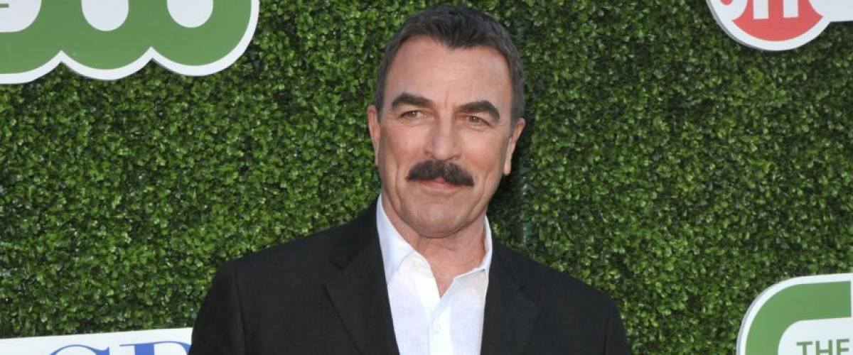Tom Selleck - star of