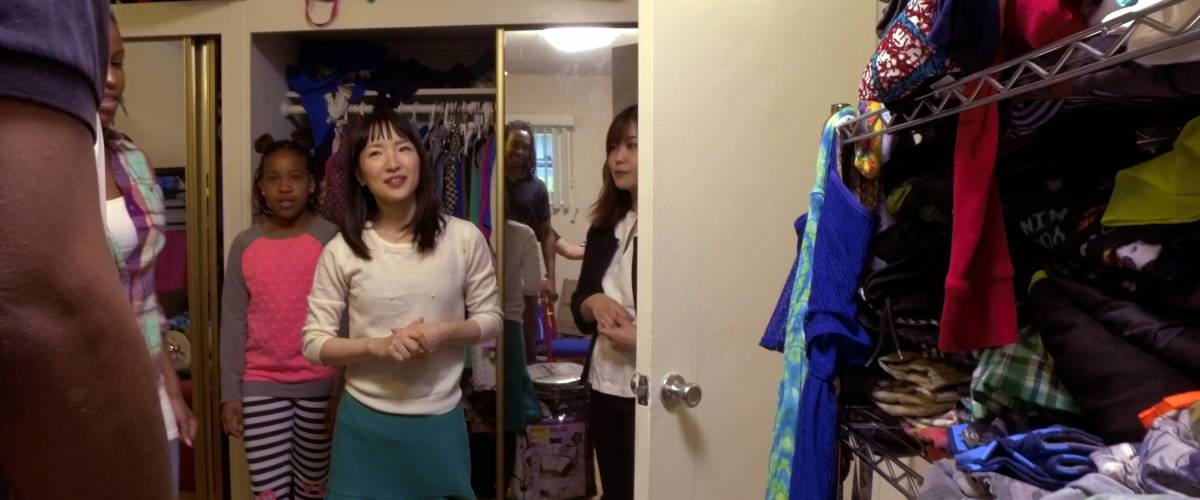 KayCi Mersier, Marie Kondo in Tidying Up with Marie Kondo, Season 1