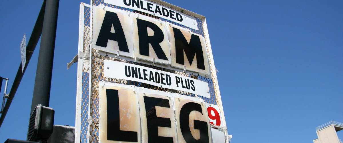 High Gas Price, Arm and Leg