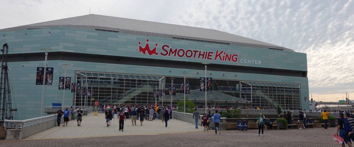 Smoothie King Center in New Orleans