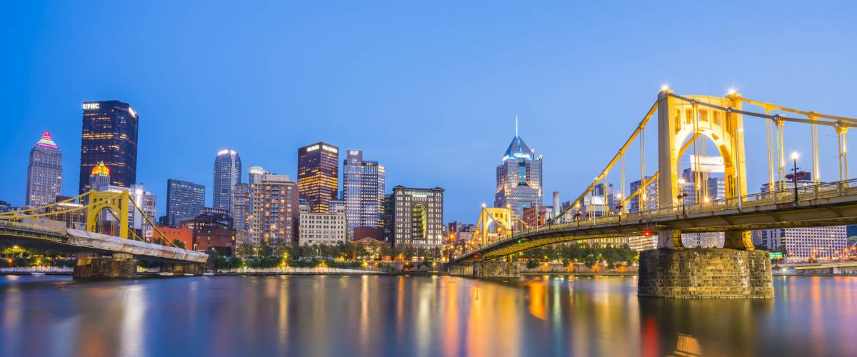 Pittsburgh plans to update its traffic controls, freight management and more